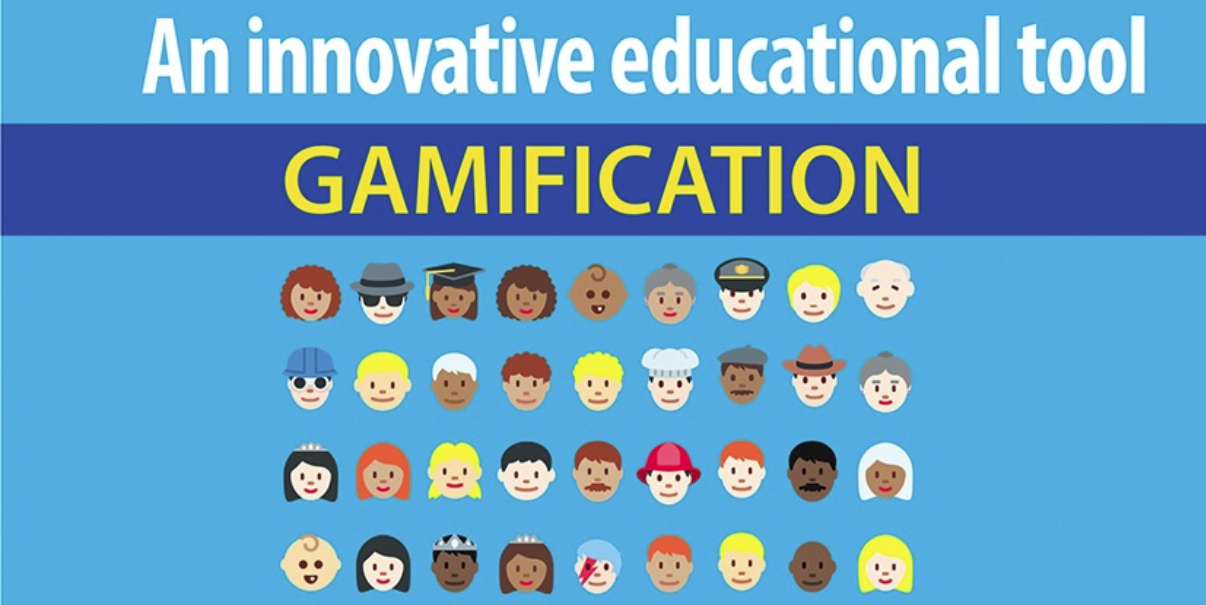 An innovative educational tool, Gamification!
